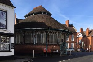 Places to visit in Tenbury Wells - Tenbury Round Market
