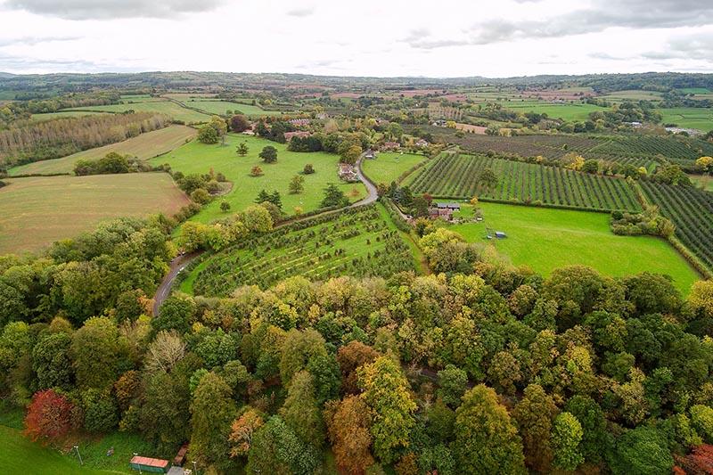 Places to visit in Tenbury Wells