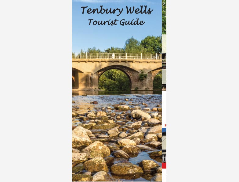Tenbury Tourist Guide - Front Cover